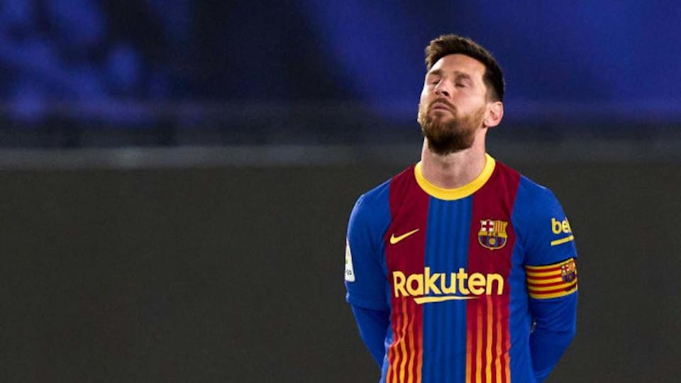 Messi | Quality Sport Images/Getty Images
