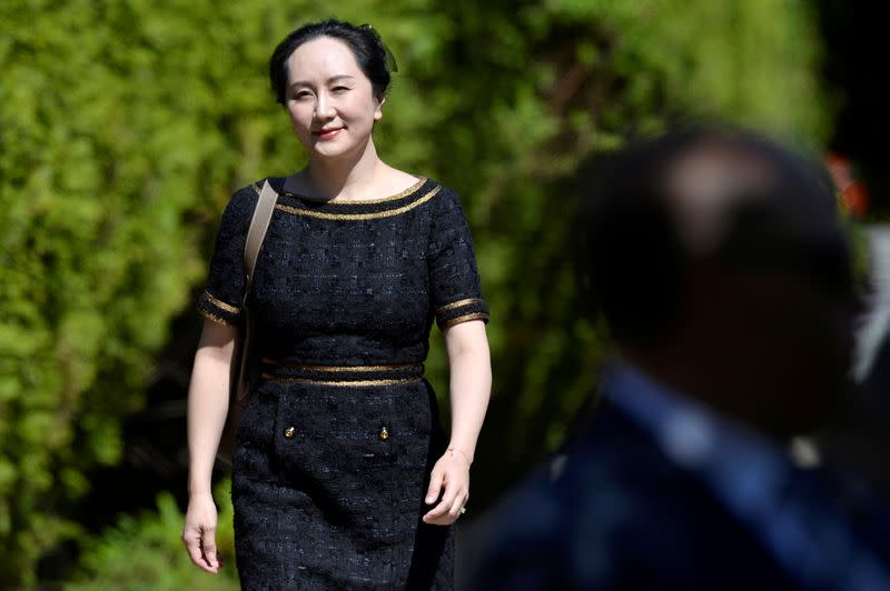 Canada says requirements for Huawei CFO's extradition to U.S. met, documents show