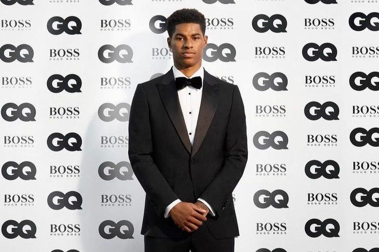 (GQ Men Of The Year Awards 2020 in association with Hugo Boss)