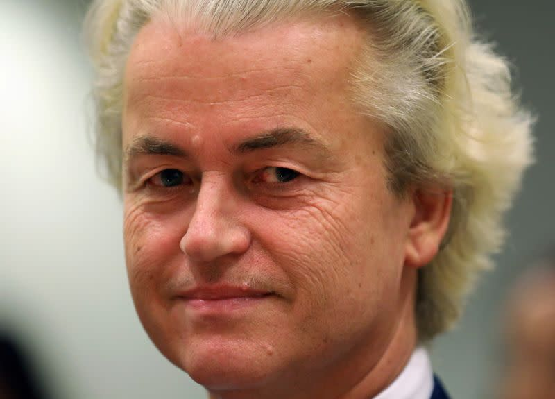 Dutch lawmaker Wilders says Twitter hack could expose dissidents