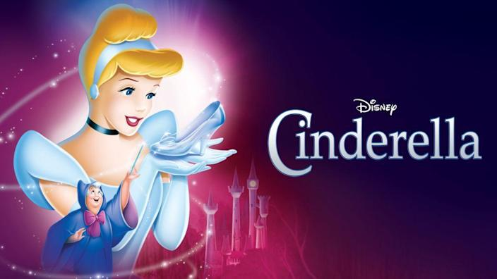"""<p>disneyplus.com</p><p><a href=""""https://go.redirectingat.com?id=74968X1596630&url=https%3A%2F%2Fwww.disneyplus.com%2Fmovies%2Fcinderella-1950%2FVJPw3bEy9iHj&sref=https%3A%2F%2Fwww.redbookmag.com%2Flife%2Fg34929170%2Fbest-disney-movie1%2F"""" rel=""""nofollow noopener"""" target=""""_blank"""" data-ylk=""""slk:WATCH NOW"""" class=""""link rapid-noclick-resp"""">WATCH NOW</a></p><p>The second princess movie Disney made after <em>Snow White</em>, Cinderella finds true love with the help of her fairy godmother and animal friends despite the evil workings of her stepmother and stepsisters. Featuring several classic songs, """"Bibbidi Bobbidi Boo"""" was even nominated for an Academy Award for best original song in 1951.</p>"""
