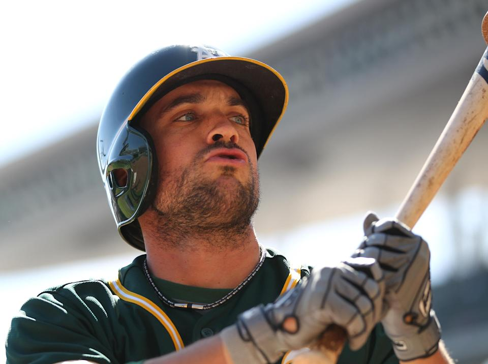 Former outfielder Sam Fuld could soon be a manager in Major League Baseball. (AP)