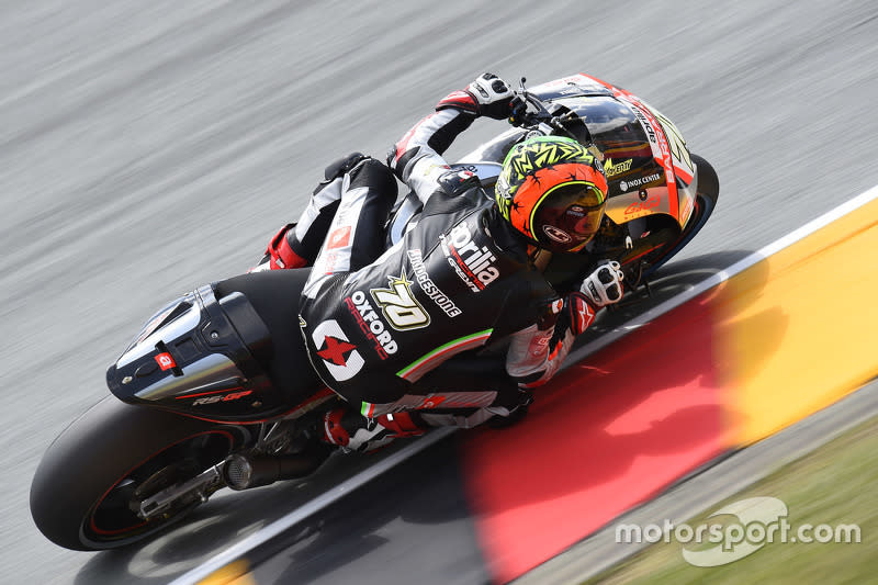 "2015: Michael Laverty (Aprilia RS-GP)*<span class=""copyright"">Aprilia Racing</span>"