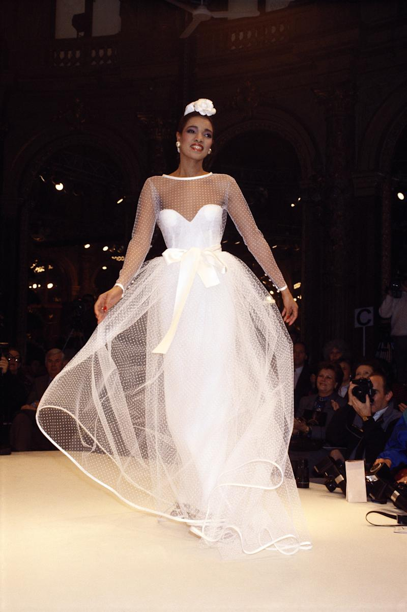 Hubert de Givenchy\'s Most Famous Bride