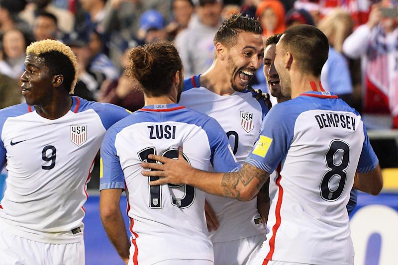 new arrivals 98440 1440f USMNT gets World Cup qualifying back on track with 4-0 rout ...