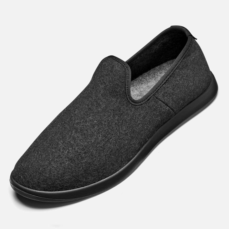 "These Allbirds are made with moisture-wicking wool and are machine washable. <strong><a href=""https://fave.co/2RaOJgr"" target=""_blank"" rel=""noopener noreferrer"">Find them for $95 at Allbirds.</a></strong>"