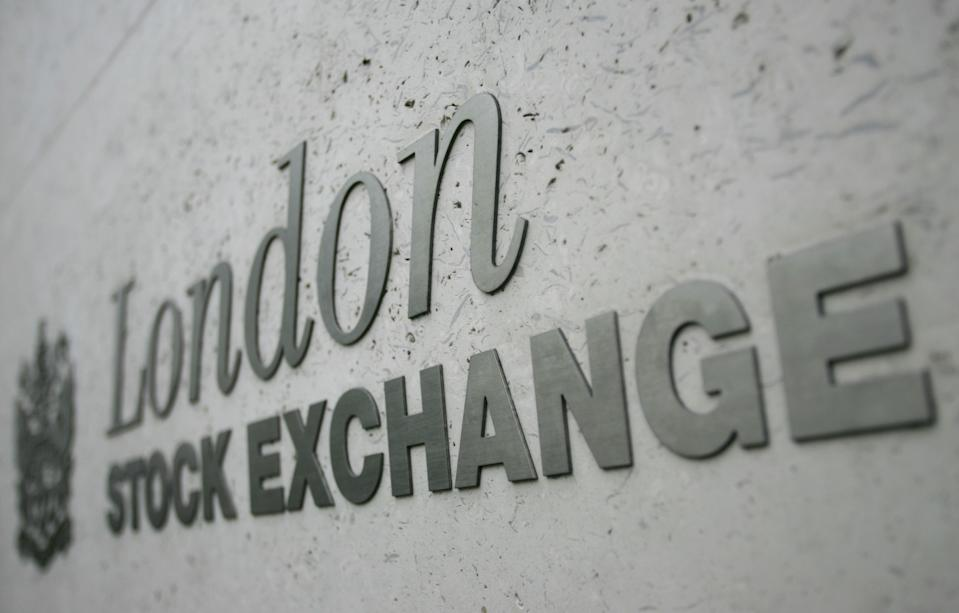 London Stock Exchange. Photo: Toby Melville/Reuters