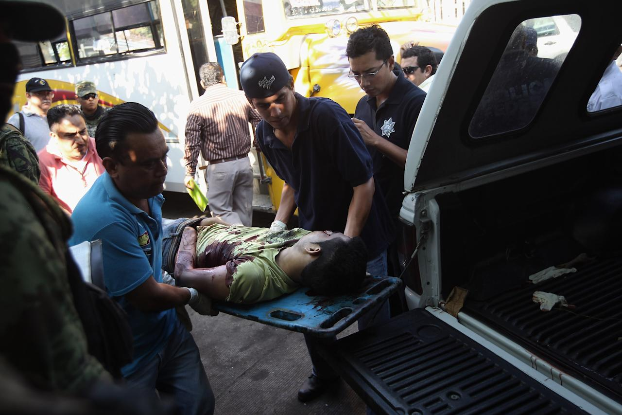 mexico s drug violence More than 77,000 people are estimated to have died in the past seven years in drug-related violence in mexico who is behind the killings.