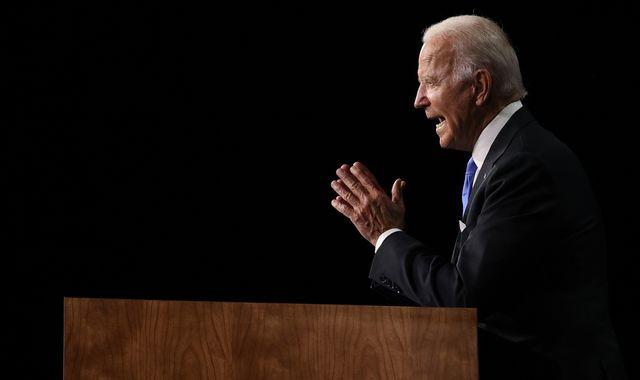 US election 2020: Joe Biden's energised pitch for the White House had punch few were expecting