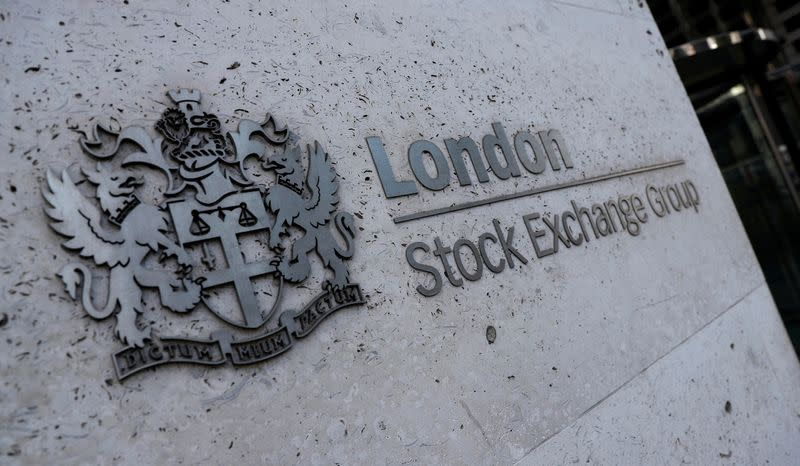 UK stocks close the week lower as Brexit woes add to economic fears