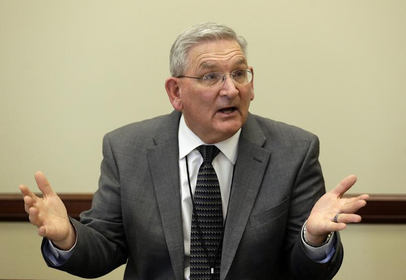 Lawmakers finalizing budget as session nears end