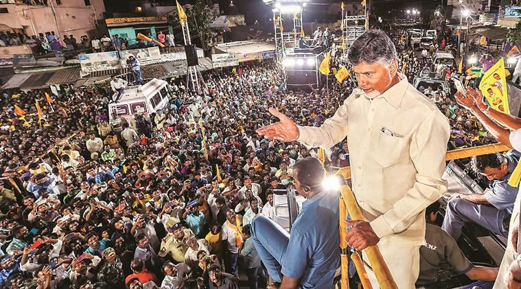 At Vizag, CBI ex-officer as Oppn candidate gives Chandrababu