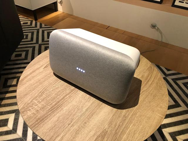 The Google Home Max is an audiophile's dream with Google's smarts built in.