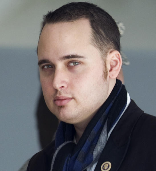 Adrian Lamo, the computer hacker who reported Chelsea Manning to authorities