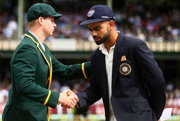 Steven Smith and Virat Kohli