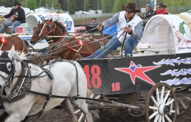 Chuckwagon driver Mark Sutherland says the Calgary Stampede is biggest financial event of the year for drivers.