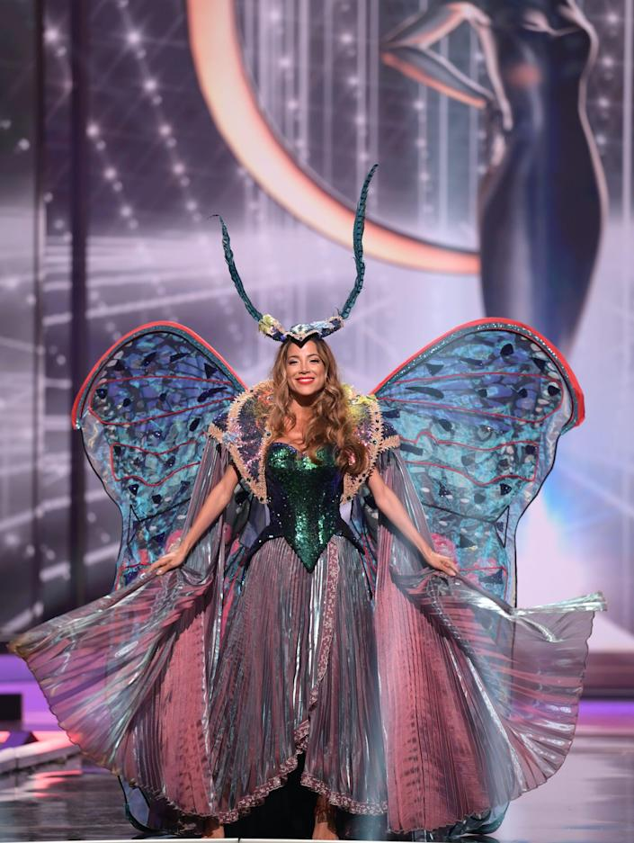 Miss Italy National Costume Show 2021
