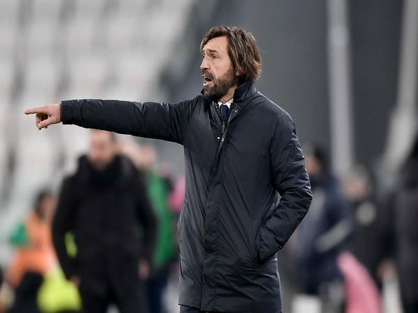Juventus manager Andrea Pirlo (Photo/ Andrea Pirlo Twitter)