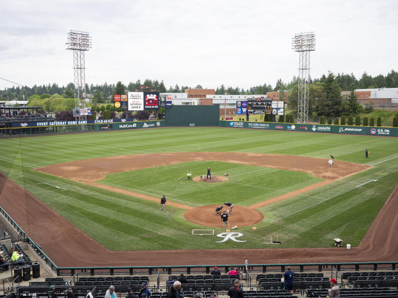 MLB submitted a proposal that would pare the number of affiliated minor-league teams by 42, most of those in Class A or below. (Joseph Weiser/Icon Sportswire via Getty Images)