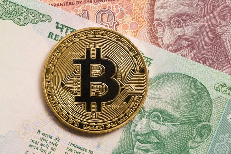 India's banking ban is chocking the life out of the country's cryptocurrency exchanges. | Source: Shutterstock
