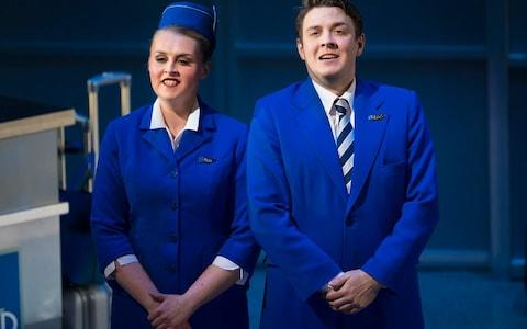 Fligh is the musical equivalent of a supermarket's premium range convenience food –Theatre Royal Glasgow, review