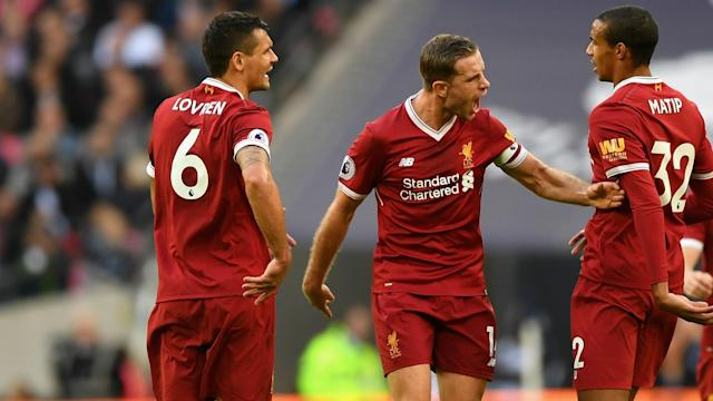 Jurgen Klopp substituted Dejan Lovren after half an hour against Tottenham and he was not complimentary in his post-match assessment.