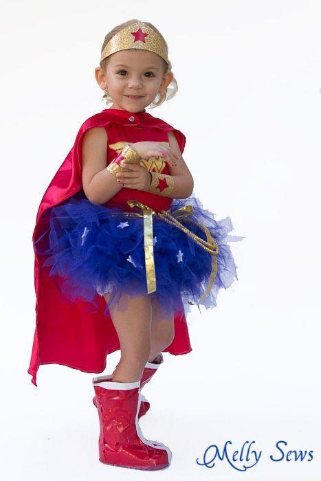 "<p>Of course, little girls can swap the spandex shorts with a tutu for a fun, younger take.</p><p><strong>Get the tutorial at <a href=""https://mellysews.com/2014/10/diy-wonder-woman-costume-make-tutu.html"" rel=""nofollow noopener"" target=""_blank"" data-ylk=""slk:Melly Sews"" class=""link rapid-noclick-resp"">Melly Sews</a>.</strong></p><p><strong><a class=""link rapid-noclick-resp"" href=""https://www.amazon.com/Craft-Party-fabric-wedding-decoration/dp/B01MUE2EBH/?tag=syn-yahoo-20&ascsubtag=%5Bartid%7C10050.g.21345654%5Bsrc%7Cyahoo-us"" rel=""nofollow noopener"" target=""_blank"" data-ylk=""slk:SHOP TULLE"">SHOP TULLE</a></strong></p>"