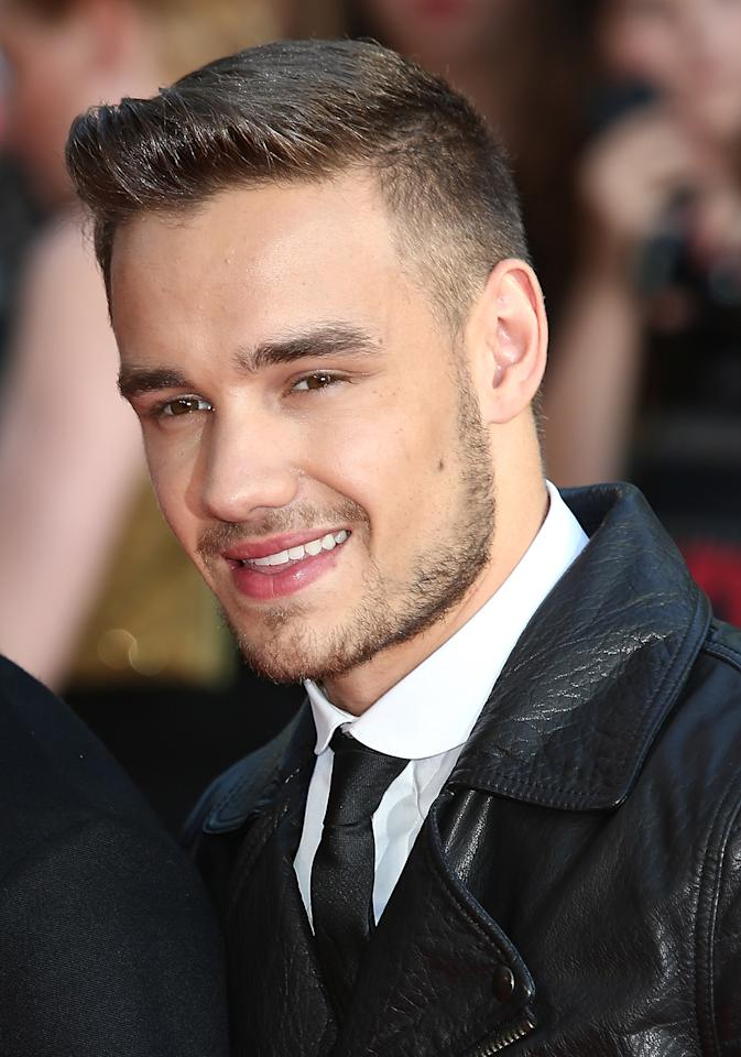 LONDON, ENGLAND - AUGUST 20:  One Direction member Liam Payne attends the World Premiere of 'One Direction: This Is Us' at Empire Leicester Square on August 20, 2013 in London, England.  (Photo by Tim P. Whitby/Getty Images)
