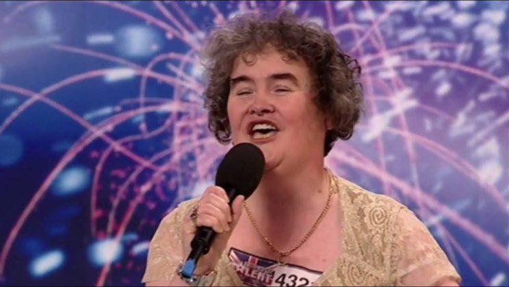 Susan Boyle targeted by a gang of teen thugs