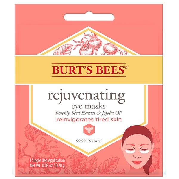"""<p>Boe said she looks to de-puffing eye masks, like the <a href=""""https://www.popsugar.com/buy/Burts-Bees-Rejuvenating-Eye-Masks-500936?p_name=Burts%20Bees%20Rejuvenating%20Eye%20Masks&retailer=burtsbees.com&pid=500936&price=3&evar1=bella%3Aus&evar9=46754093&evar98=https%3A%2F%2Fwww.popsugar.com%2Fphoto-gallery%2F46754093%2Fimage%2F46754676%2FAlisha-Boe-Go-To-Beauty-Product-For-When-She-Doesnt-Sleep&list1=celebrity%20beauty%2Cbeauty%20products%2C13%20reasons%20why%2Cskin%20care&prop13=api&pdata=1"""" rel=""""nofollow"""" data-shoppable-link=""""1"""" target=""""_blank"""" class=""""ga-track"""" data-ga-category=""""Related"""" data-ga-label=""""https://www.burtsbees.com/product/rejuvenating-eye-masks/VM-792850901391.html"""" data-ga-action=""""In-Line Links"""">Burts Bees Rejuvenating Eye Masks</a> ($3) on weeks she's had """"zero sleep.""""</p>"""