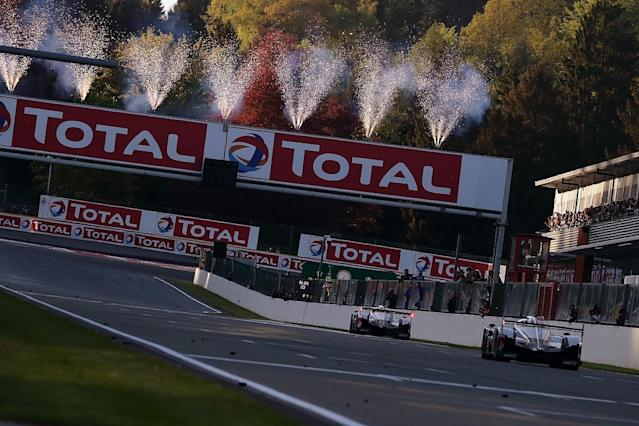 Toyota froze the top two positions in Saturday's World Endurance Championship opener at Spa in favour of Fernando Alonso's car at the final pitstops, the Japanese manufacturer has admitted