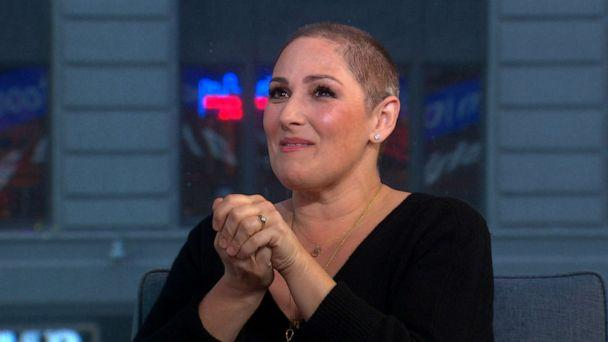 PHOTO: Former talk show host Ricki Lake tells 'Good Morning America,' on Jan. 3, 2020, she has been struggling with hair loss for nearly 30 years. (ABC News)
