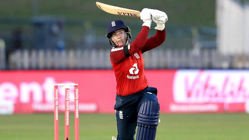 Tammy Beaumont stars as England Women claim 47-run victory over the West Indies