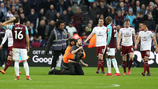 Following ugly scenes against Burnley, the Hammers have said that they are taking measures to ensure fans are safe at the London Stadium