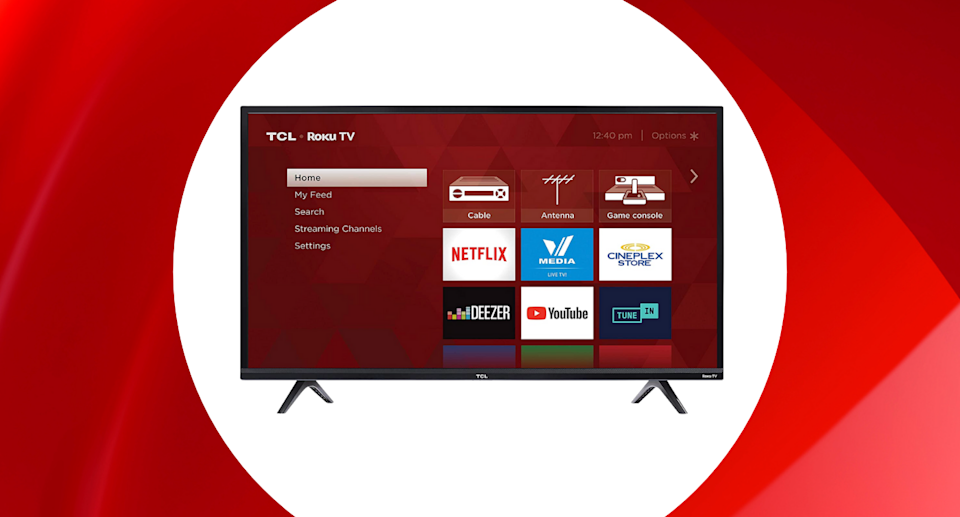 This smart TV has over 1,100 five-star reviews — and it's only $200 (Photo via Amazon)
