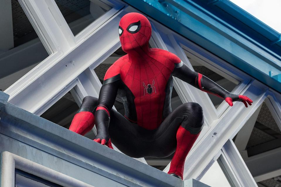 Tom Holland heads to Spider-Man 3 set to start filming: 'Let's go!'