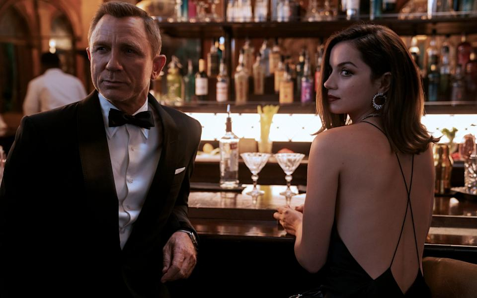 Daniel Craig in No Time To Die - Nicola Dove