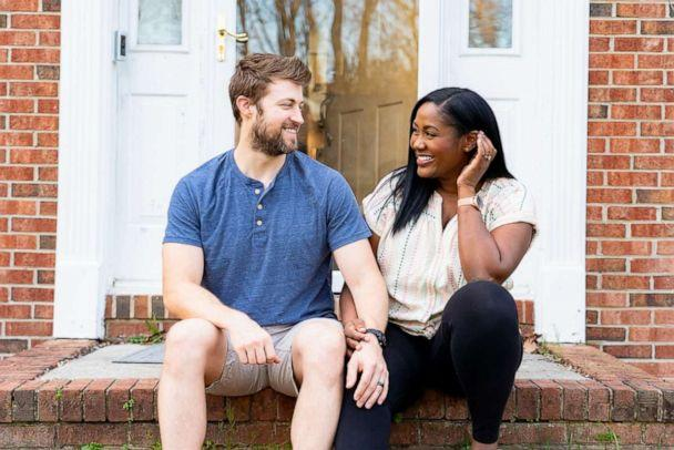 PHOTO: Tasha and Joseph Cochran are the creators of One Big Happy Life, an online platform that strives to help people take control of their life and money. (One Big Happy Life)