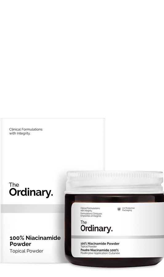 "<p><product href=""https://theordinary.deciem.com/product/rdn-100pct-niacinamide-powder-20g?redir=1"" target=""_blank"" class=""ga-track"" data-ga-category=""internal click"" data-ga-label=""https://theordinary.deciem.com/product/rdn-100pct-niacinamide-powder-20g?redir=1"" data-ga-action=""body text link"">The Ordinary 100% Niacinamide Powder</product> ($6) is as <a class=""sugar-inline-link ga-track"" title=""Latest photos and news for DIY"" href=""https://www.popsugar.com/DIY"" target=""_blank"" data-ga-category=""internal click"" data-ga-label=""https://www.popsugar.com/DIY"" data-ga-action=""body text link"">DIY</a> as it gets. It's meant to be mixed into water-based products to help target specific skin issues like enlarged pores and excess oil, though it's up to you to customize how much of the product you actually want to use. Just be careful not to combine it with any of the ingredients the manufacturer doesn't recommend you mixing it with.</p>"