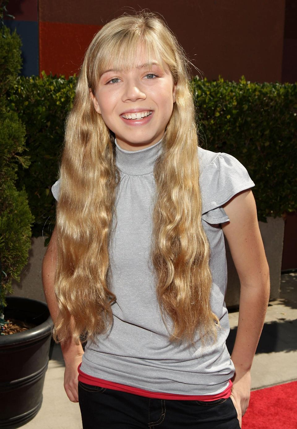 <p>At 15 years old, Jennette McCurdy was the eldest of the <strong>iCarly</strong> web show trio. Prior to the series, McCurdy made numerous television appearances on a variety of shows like <strong>Malcolm in the Middle</strong> and <strong>Will &amp; Grace</strong>. Two years before she made audiences laugh as Sam Puckett on <strong>iCarly</strong>, McCurdy landed a small role on <strong>Zoey 101</strong> as Trisha Kirby, a troublemaking student at Pacific Coast Academy.</p>