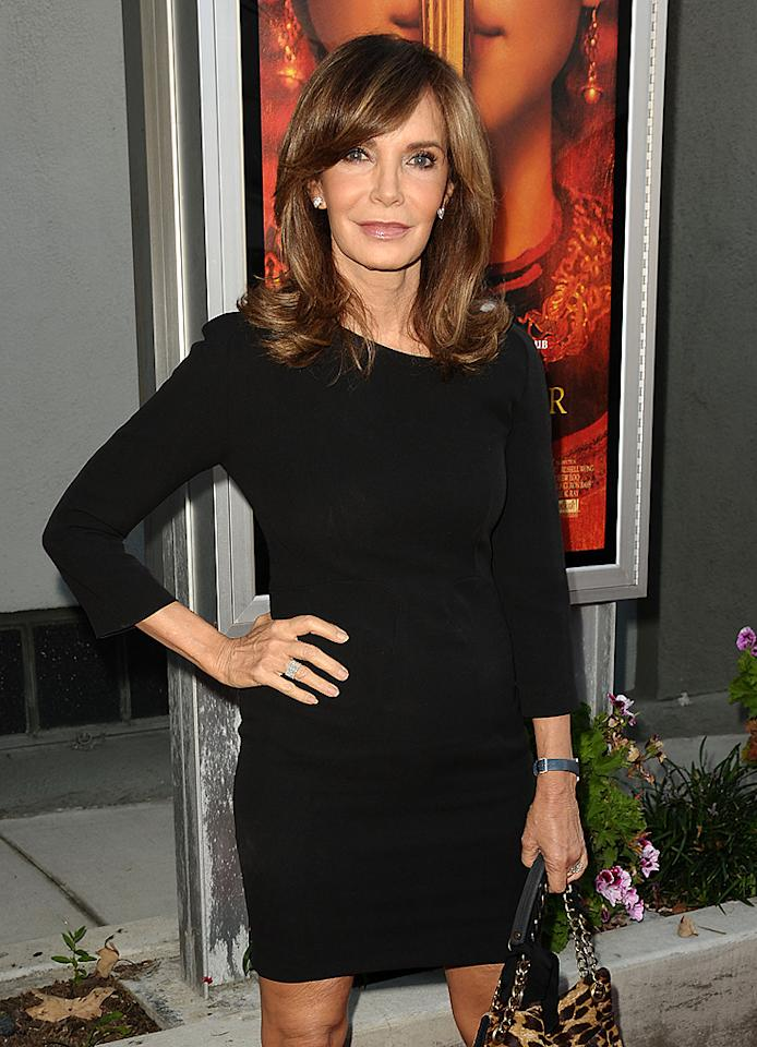 """Both Jaclyn Smith and her """"Charlie's Angels"""" co-star Kate Jackson have battled breast cancer. Smith, who was diagnosed following her annual mammogram, encourages all women to get annual screenings. """"I really don't understand women who are in denial, who don't want to go for a mammogram,"""" she told <a target=""""_blank"""" href=""""http://www.womansday.com/life/entertainment/a-survivors-story-jaclyn-smith-18936"""">Woman's Day</a>. """"I think it's stupidity. Sorry. I have no patience for that.""""  (7/11/2011)"""