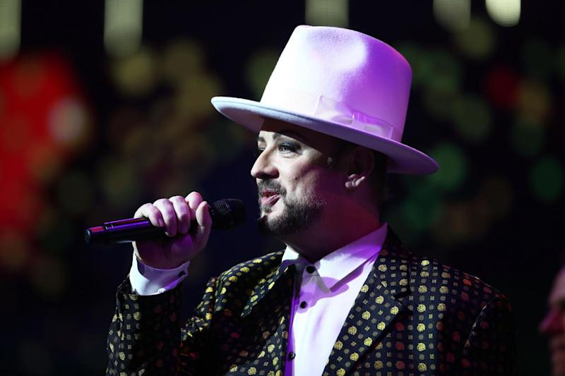 iPlayer: Boy George and Culture Club: From Karma to Calamity is avaliable now (Mark Metcalfe/Getty)
