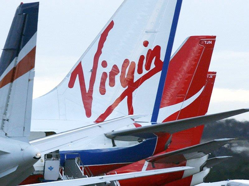 Virgin Aust boss hoses down Qantas' fears