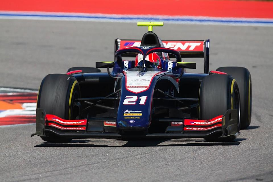 Boschung to replace Williams-bound Aitken in F2