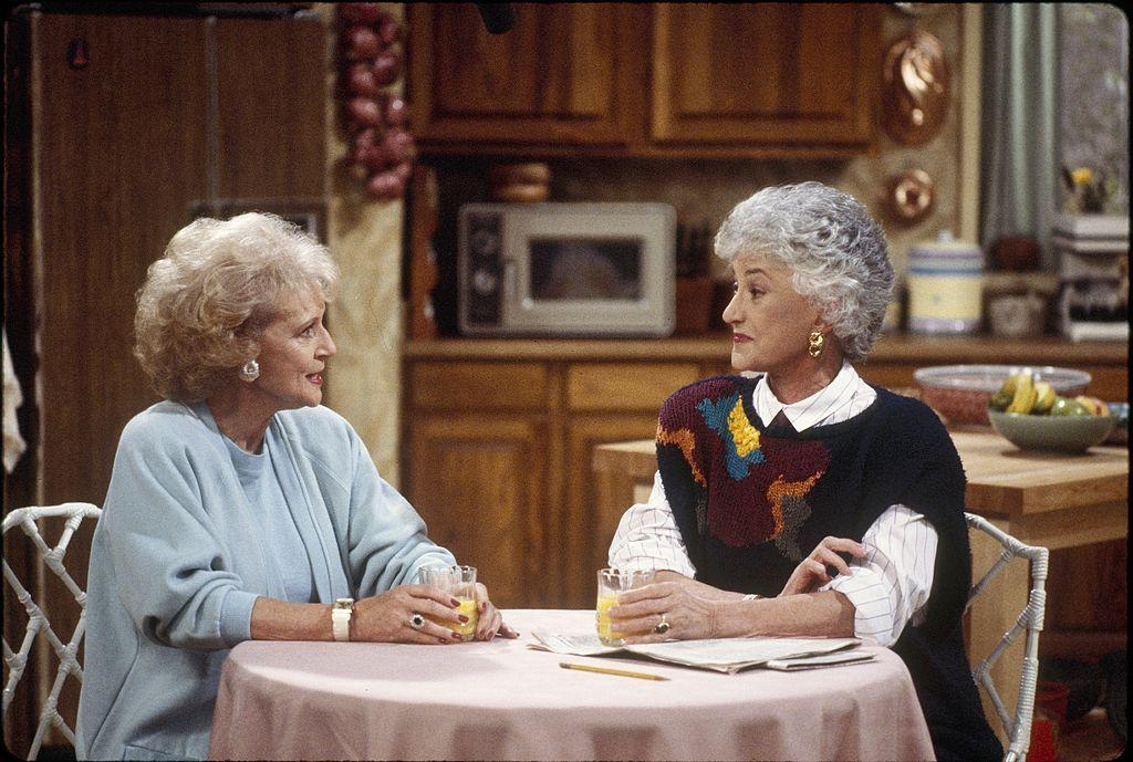 "<p>Avid watchers of <em>The Golden Girls</em> can agree that the show's layout was confusing, and the set creators don't deny it. Production designer Ed Stephenson came up the show's layout over one weekend and made a model of the three rooms needed for the pilot episode: Blanche's bedroom, the living room, and the lanai. The set was brought together seamlessly, but everything quickly changed when the script was revised, and it included a kitchen—a room that hadn't been thought of yet.<br> <br>Production designers came up with ways to get around this issue but since <em>The Golden Girls'</em> kitchen was added last-minute, it caused a ""ripple effect"" of other changes, and ultimately, the layout of the house didn't make sense. ""The kitchen created issues no one could ever solve,"" assistant art director Michael Hynes said to Jim Colucci in <em><a href=""https://www.amazon.com/Golden-Girls-Forever-Unauthorized-Behind/dp/0062422901"" target=""_blank"">Golden Girls Forever</a></em>. ""We said, 'Well, when we get through the pilot, we'll fix it'—and then we never did.""<br></p><p><strong>RELATED: <a href=""https://www.housebeautiful.com/lifestyle/a28182521/the-golden-girls-house/"" target=""_blank"">Here's What Really Happened to 'The Golden Girls' House</a></strong></p>"