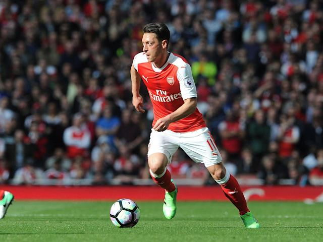 Arsene Wenger's next move is 'important for me', says Mesut Ozil as Arsenal star drops latest hint on future
