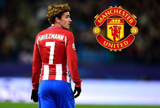 Manchester United have already held initial talks over a deal for Antoine Griezmann
