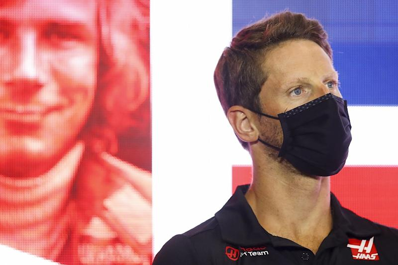 Grosjean cleared air with Hamilton over racism dispute