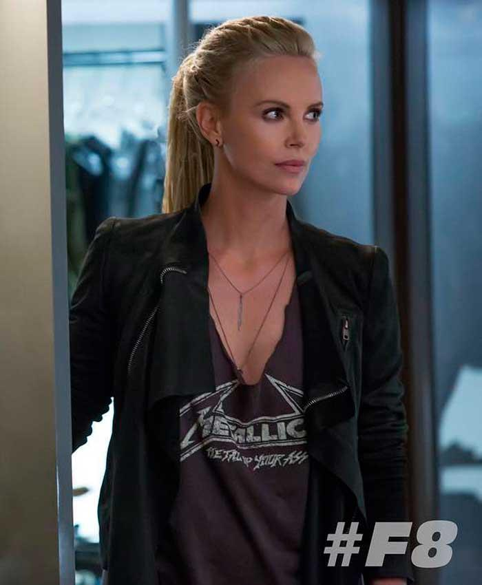 Charlize Theron Fast & Furious