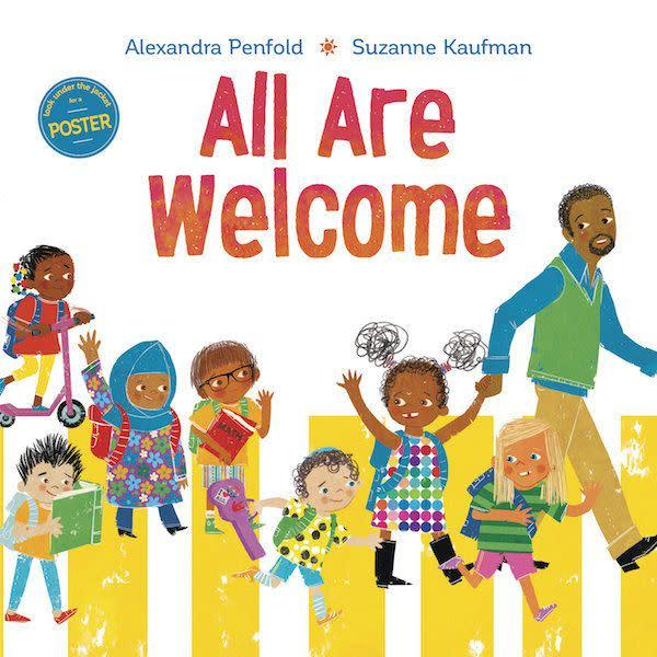 "This book celebrates different cultures around the world and educates kids about various traditions and customs. <i>(Available <a href=""https://www.amazon.com/gp/product/0525579648/ref=dbs_a_def_rwt_bibl_vppi_i0?tag=thehuffingtop-20"" rel=""nofollow noopener"" target=""_blank"" data-ylk=""slk:here"" class=""link rapid-noclick-resp"">here</a>)</i>"